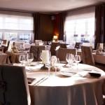 Le cadre français et classique de l'Apropos restaurant