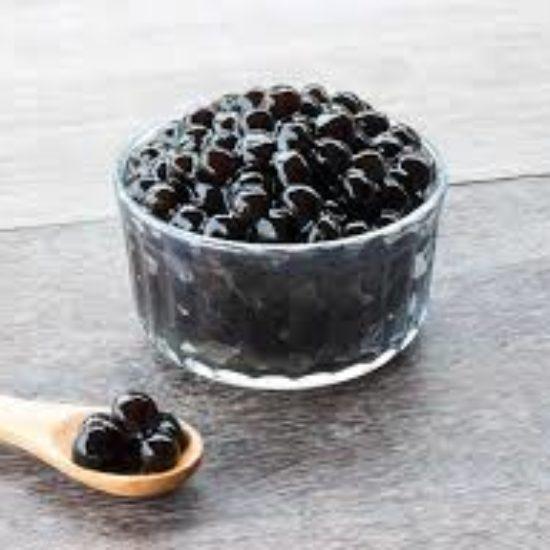 Perles de Tapioca cuites