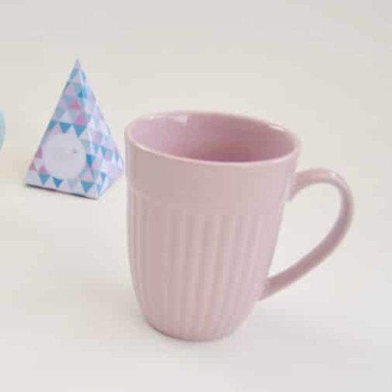 Tasse rose pastel 300ml