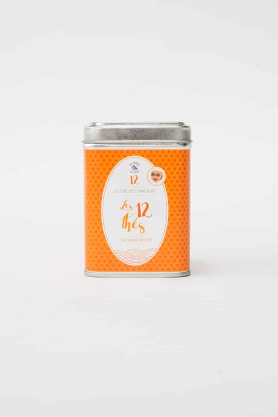 #12thés - Numéro 12 - Thé des Binchois