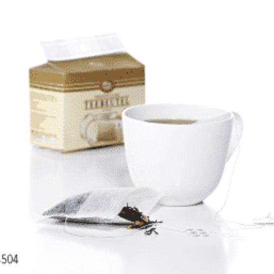 Sachet pour infuser le thé