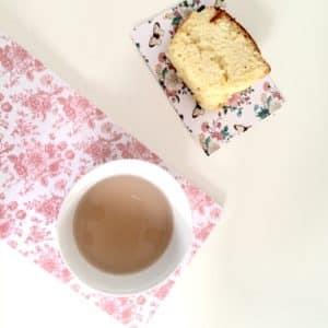 Cake au thé des Anderlusiens des 12 thés