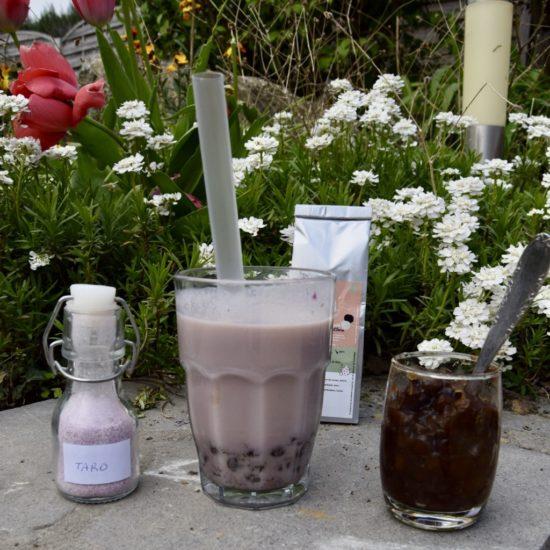 Thé noir kit Bubble Tea