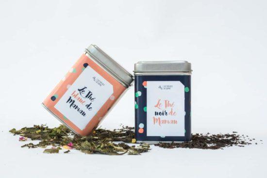 Pack des thés bio de Maman