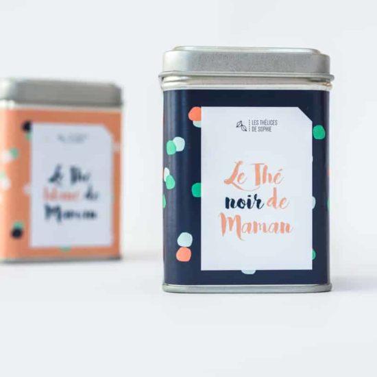 Nouveau thé noir de Maman 2019