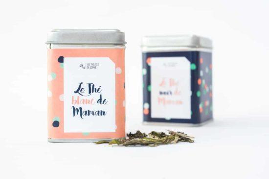 Doux thé blanc de Maman 2019