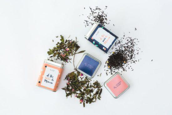 Nouveaux mélanges de thés de Maman bio