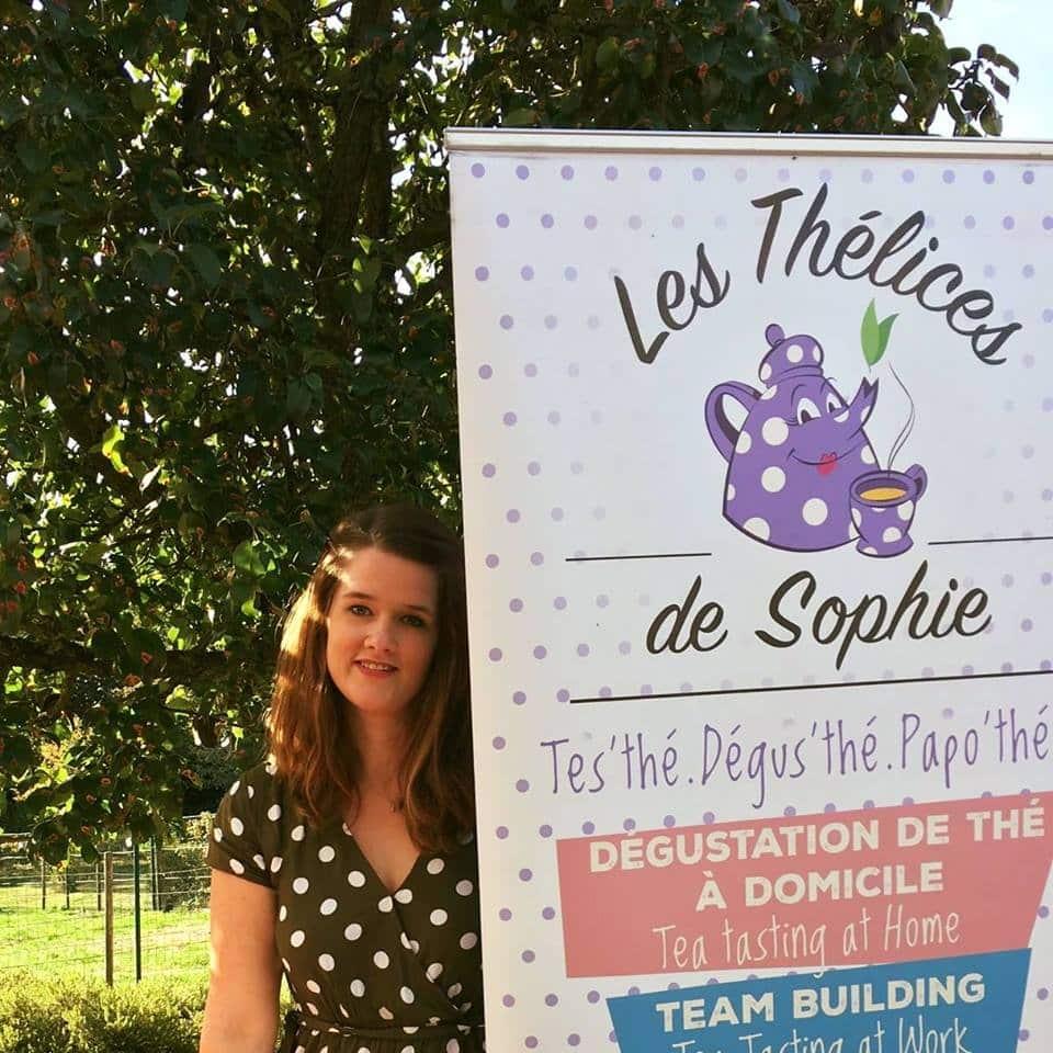 Aurélie, animatrice pour les Thélices de Sophie