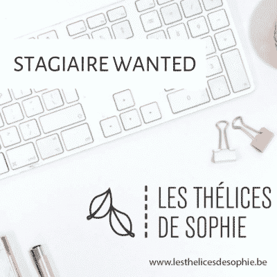 Stagiaire Wanted