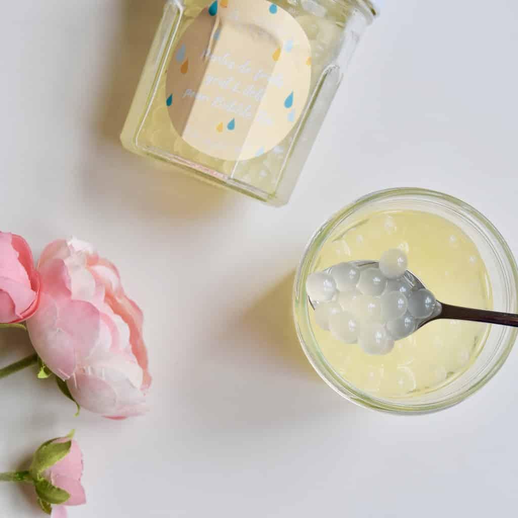 Bubbles lychee
