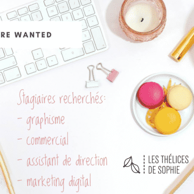 Stagiaires Wanted