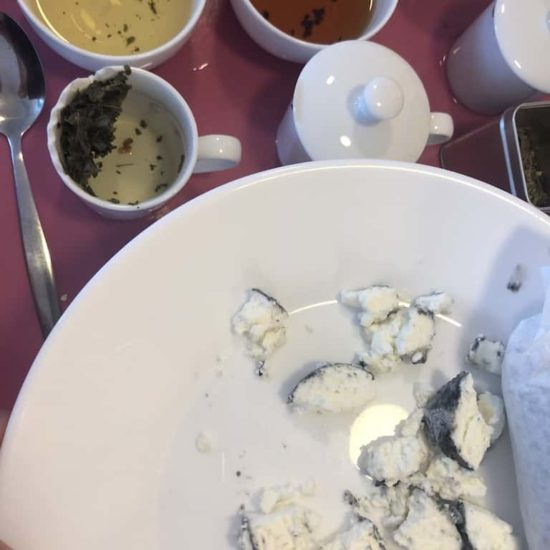 Participez à notre première Cheese & Tea Party