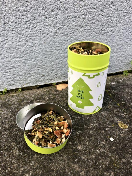 Thé vert de Noël BIO 2019