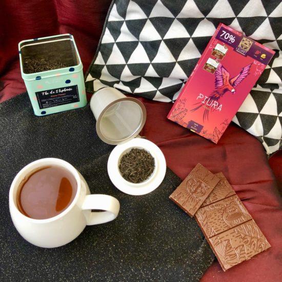 Assortiment Chocola'thé